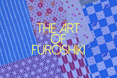 Furoshiki - The Art of Gift Wrap