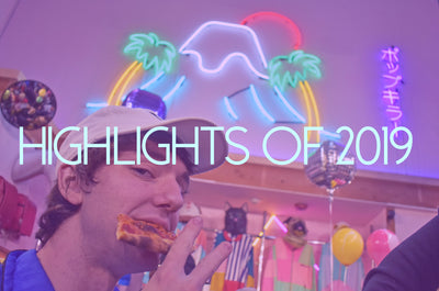 Highlights of 2019!