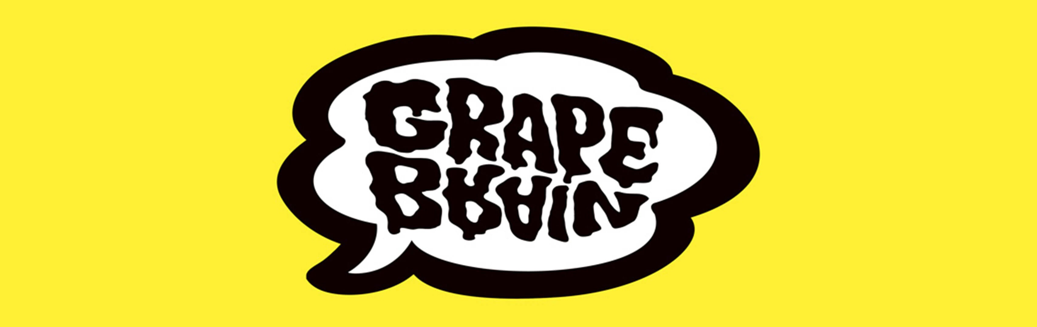 Grape Brain Artist Banner