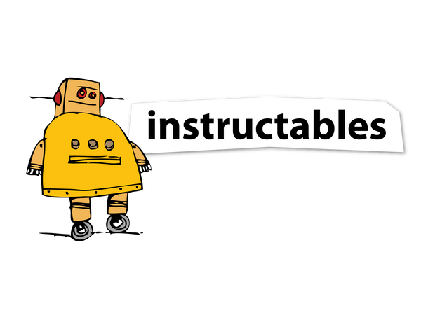 Instructables website logo.
