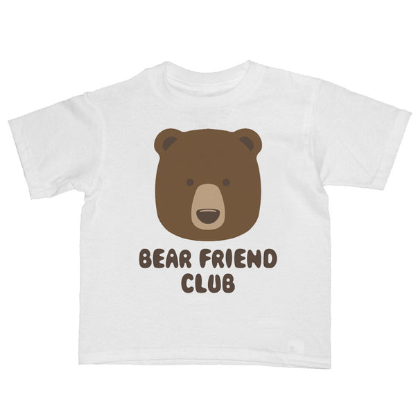 Bear Friends Club Kid's T-shirt