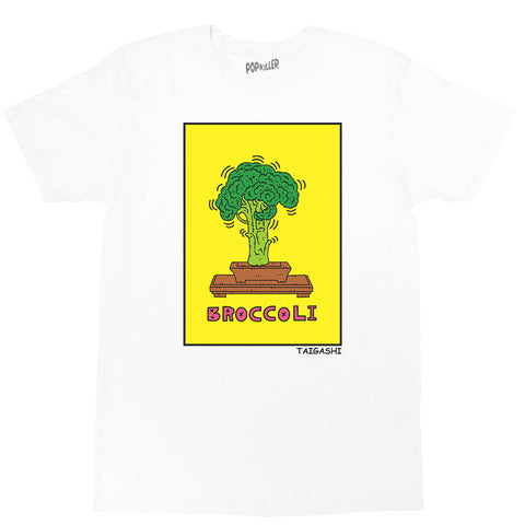 Popkiller Artist Series Taigashi Bonsai Broccoli Classic T-shirt
