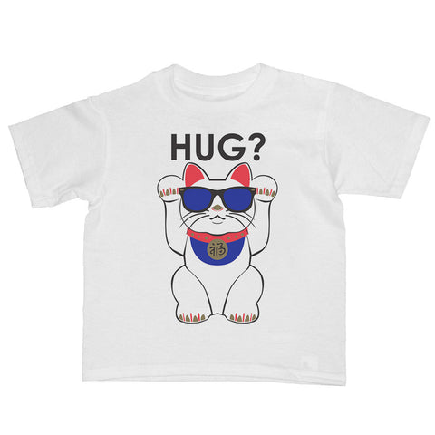 Hug Cat Kid's T-shirt