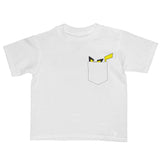 Monster in the pocket Kid's T-shirt
