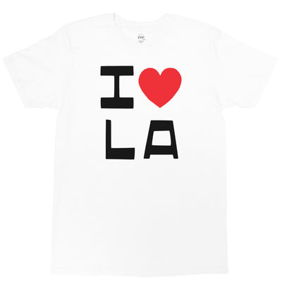 POPKILLER - Neo I Love LA Men's T-shirt