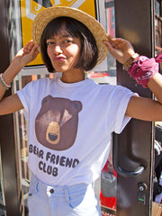 Bear Friend Club Women's T-shirt