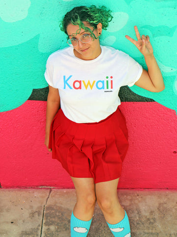 Kawaii Search Women's T-shirt