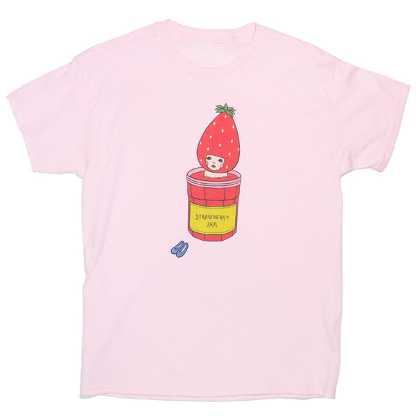 POPKILLER - Popkiller Artist Series Naoshi Strawberry Jam Bath Women's T-shirt - 1
