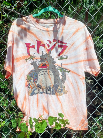 Totozilla Tie Dye Classic T-shirt