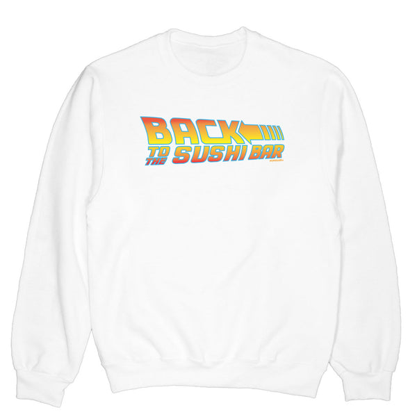 POPKILLER - Back to the Sushi Bar Pullover Sweatshirt