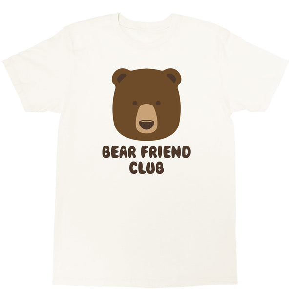 Bear Friend Club Classic T-shirt