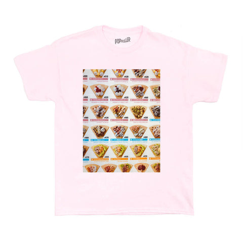 Crepe Menu Women's T-shirt