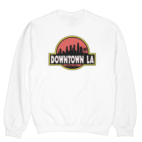 Downtown LA Pullover Sweatshirt