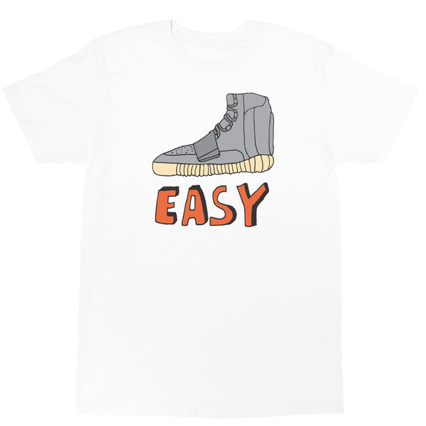 Popkiller Artist Series Brain Wash Easy Shoes Classic T-shirt