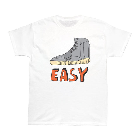Popkiller Artist Series Brain Wash Easy Shoes Women's T-shirt