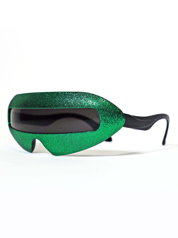 Glitter Space Sunglasses