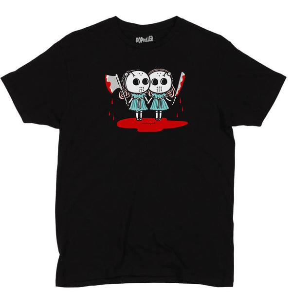 Popkiller Artist Series Mizna Wada Happy Friday the 13th Classic T-shirt