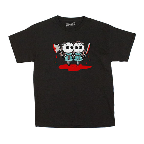Popkiller Artist Series Mizna Wada Happy Friday the 13th Women's T-shirt