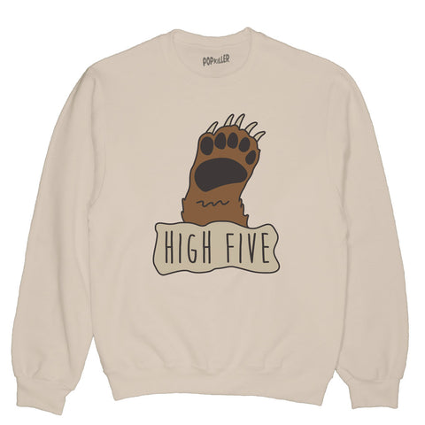 High Five Pullover Sweatshirt