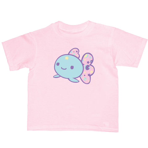 Kawaii Goldfish Kid's T-shirt