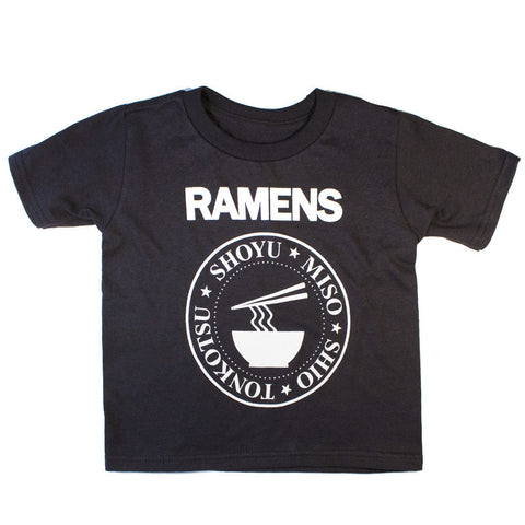 POPKILLER - Japanese Ramens Music Kid's T-shirt