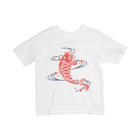 POPKILLER - Koi Fish Kid's T-shirt