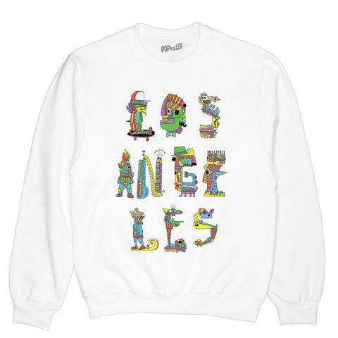 Los Angeles Pullover Sweatshirt