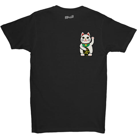 Lucky Cat Chest Classic T-shirt