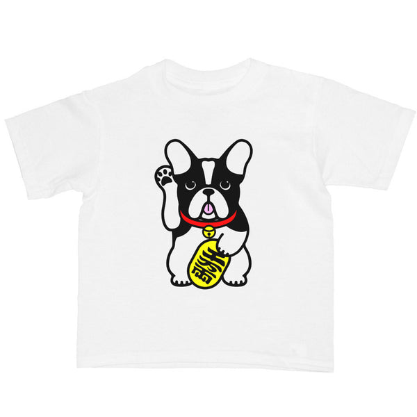 Lucky Dog Kid's T-shirt