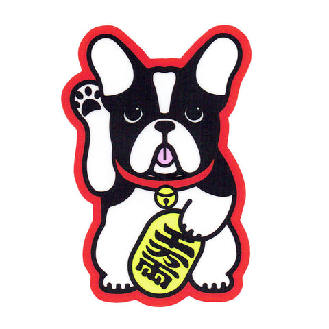 Popkiller Lucky Dog Sticker