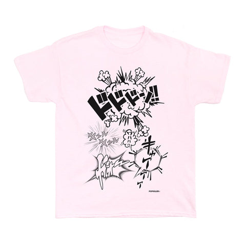 Manga Effects Women's T-shirt