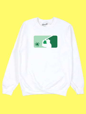 Popkiller MLS vs Virus Pullover Sweatshirt