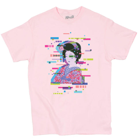 Neo Ukiyoe Glitchin the Maiko Classic T-shirt