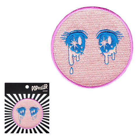 Namida Eyes Sew/Iron on Patch