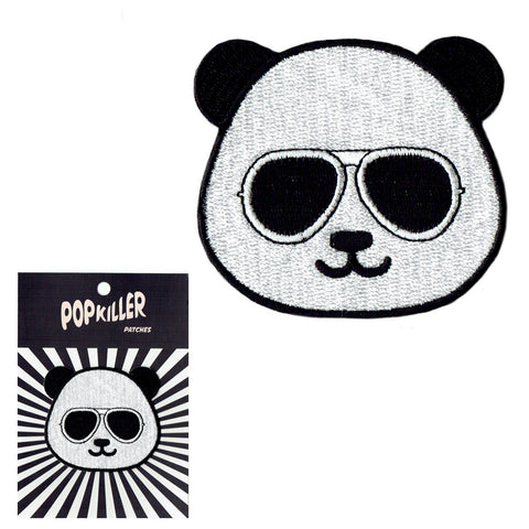 Panda Sew/Iron on Patch