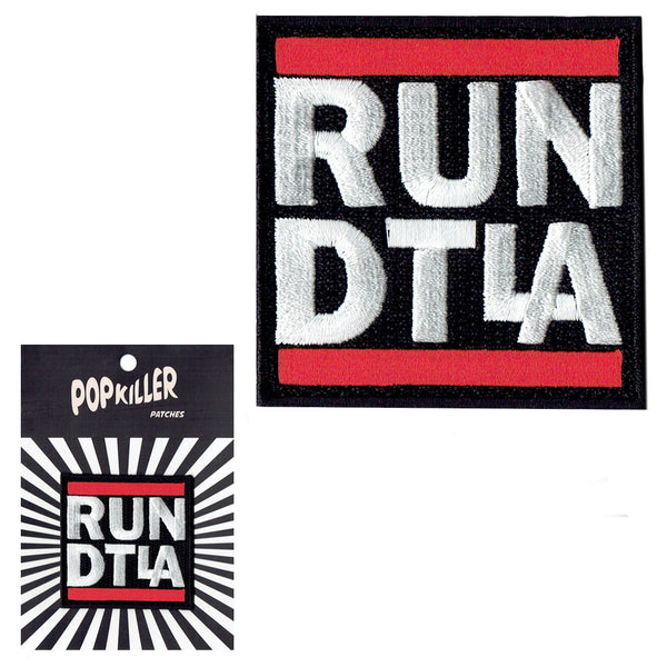 Run DTLA Sew/Iron on Patch