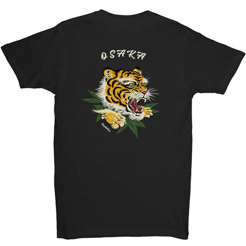 Osaka graphic t-shirt by Los Angeles brand Popkiller.