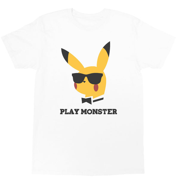 POPKILLER - Play Monster Men's T-shirt