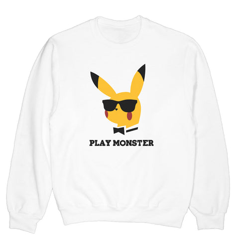 Play Monster Pullover Sweatshirt