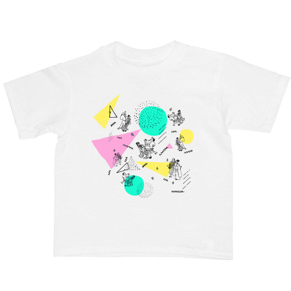 Pop Edo Disco Kid's T-shirt