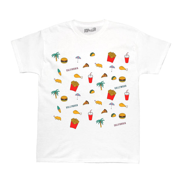 Pop Junk Foods Women's T-shirt