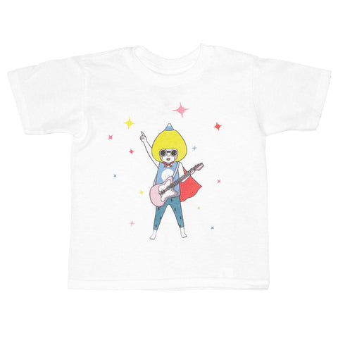 POPKILLER - Popkiller Artist Series Naoshi Pop'n Roll Hero Kid's T-shirt