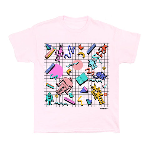 POP Robots Women's T-shirt