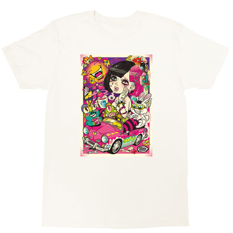 Popkiller Artist Series Grape Brain Soba Classic T-shirt