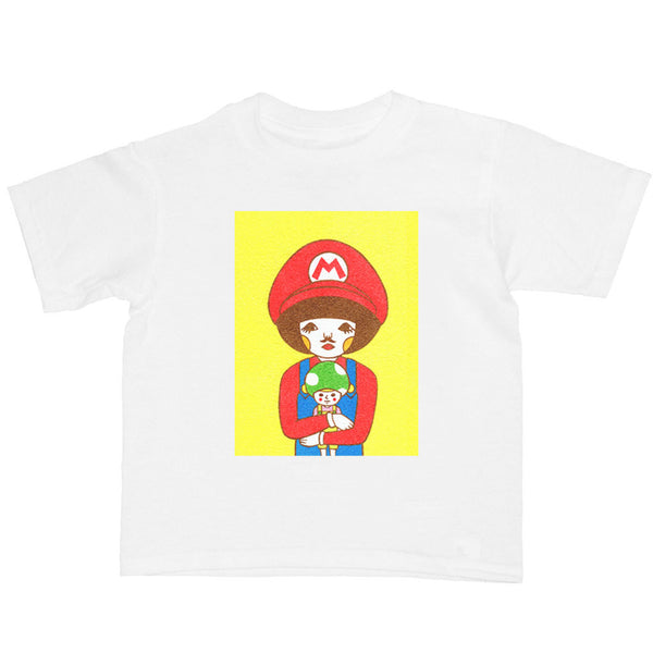 Popkiller Artist Series Naoshi Stop-At-Home Kid's T-shirt