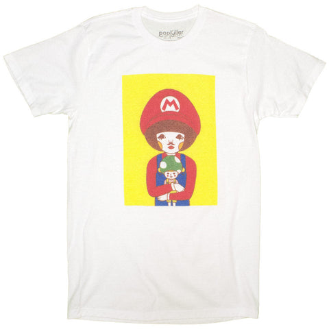 POPKILLER - Popkiller Artist Series Naoshi Stop-at-Home Men's T-shirt
