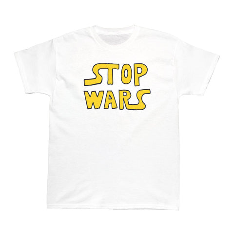 Popkiller Artist Series Brain Wash Stop Wars Women's T-shirt
