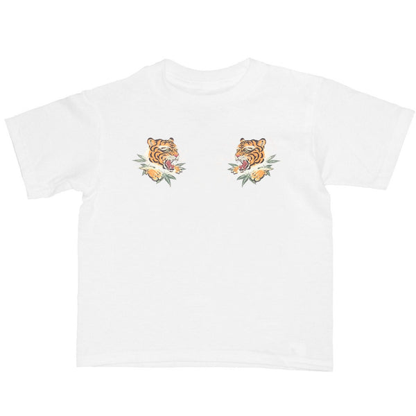 Tiger Ska Kid's T-shirt