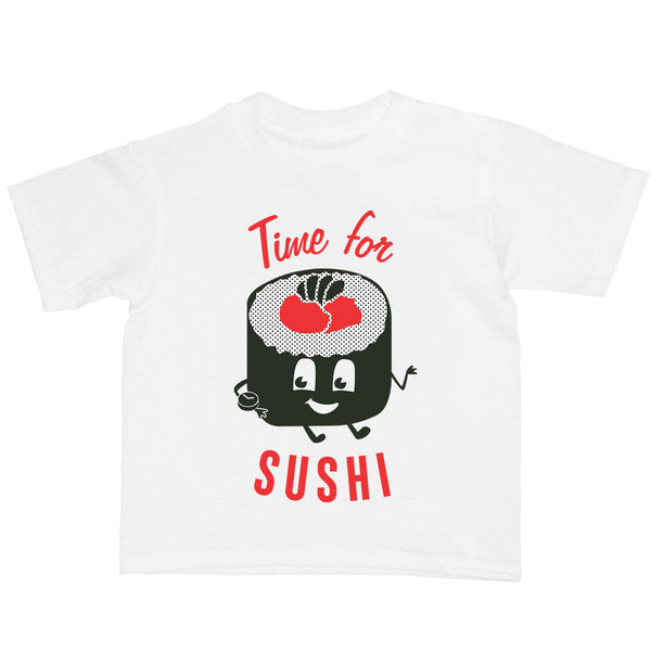 Time For Sushi Kid's T-shirt
