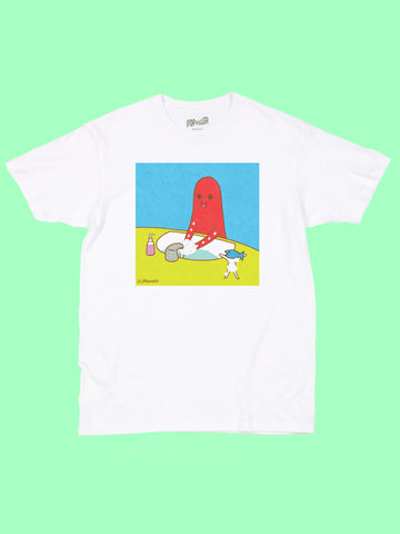 Popkiller Artist Series Naoshi Wash Your Hands Classic T-shirt